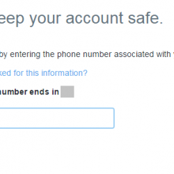 A bug in Twitter allowed hackers to access to locked accounts