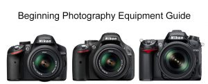 Beginning-Photography-Equipment