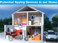 Potential Spying Devices in our Home