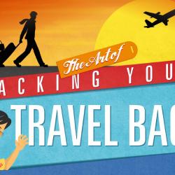 Tips for packing travel bag