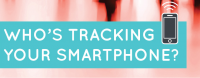 Who is tracking smartphone secretly
